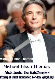Tilson Thomas Michael