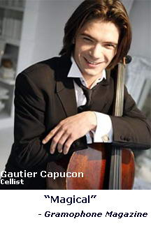 Capucon Angelich Trio